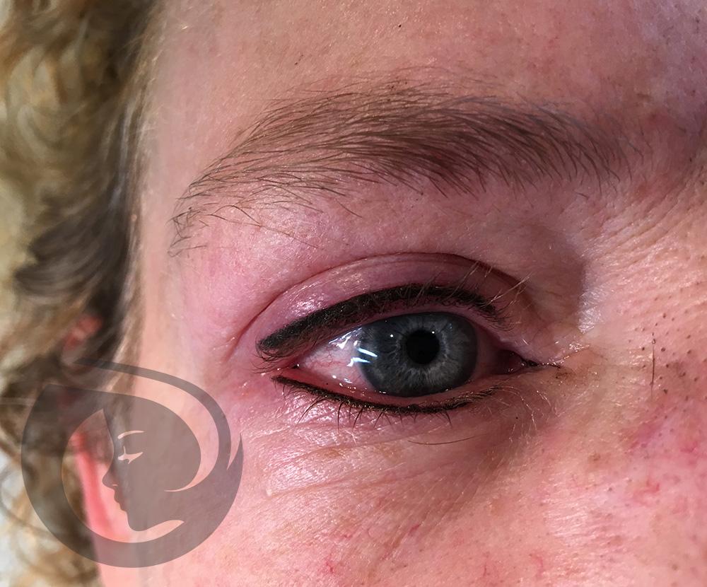 PMU eyeliners